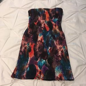 🌺Wow Couture multi colored dress ..🌺